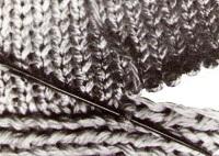 Трикотажные швы для полотен, связанных в разных направлениях.