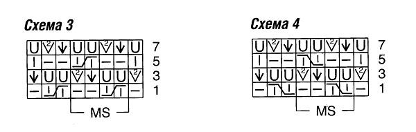 схемы №3 и №4