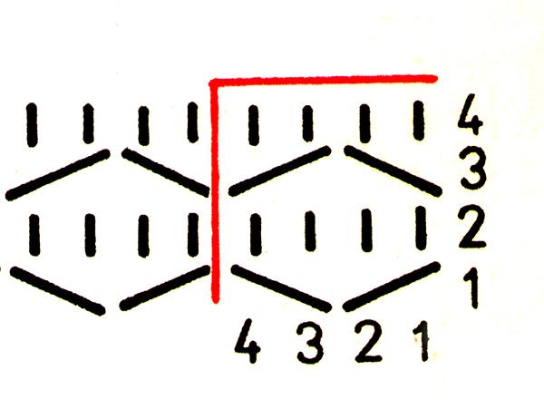 соты схема