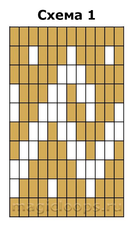 схема 1-1